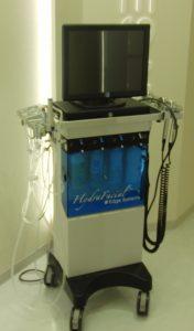 ハイドラフェイシャル機械